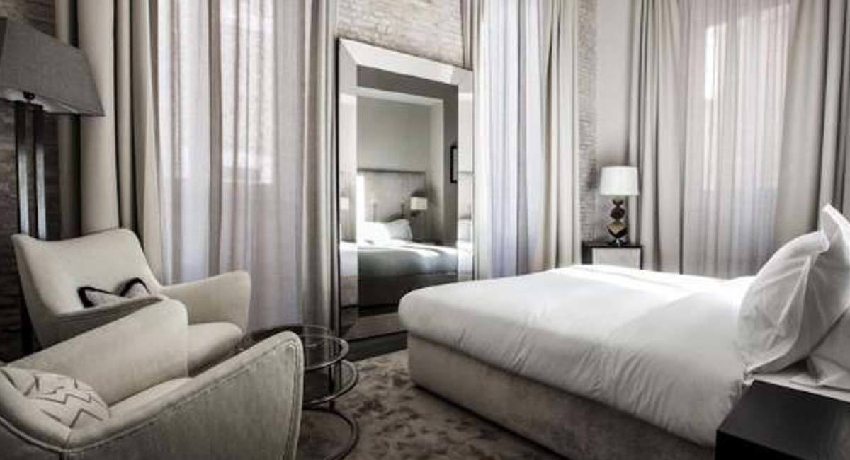 Hotel Review: DOM Hotel In Rome